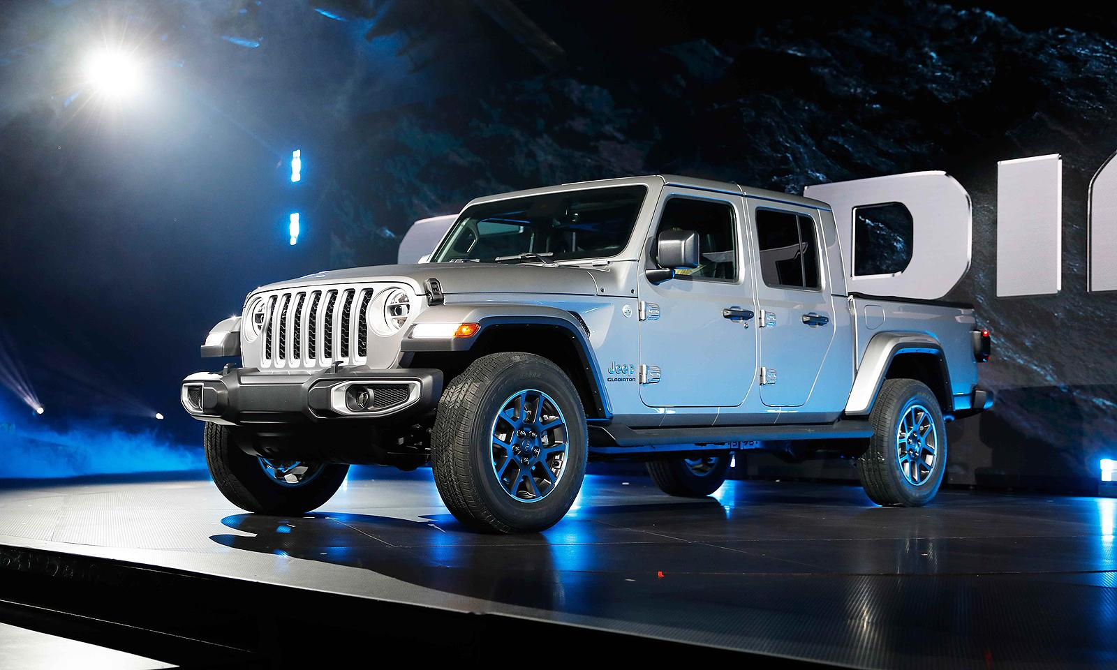''Jeep'' Uncovers New Brand at L.A Auto Show (with Video ...