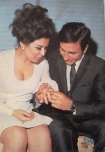 Badrakhan with souad hosny