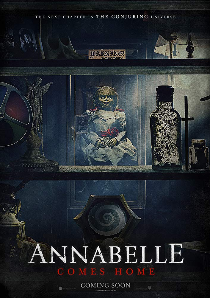 Theaters Brace For Annabelle Comes Home On June 26 Sada El Balad