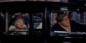 Doris Day and Michael Gibson in Midnight Lace (1960)