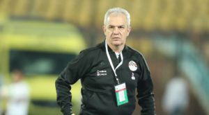 Egyptian Coach Javier Aguirre