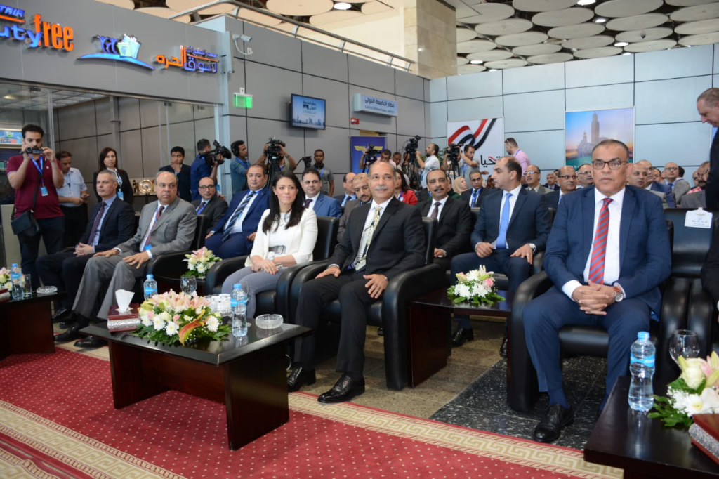 Tourism and Civil Aviation Ministers Witnesses Pilot Operation of Capital International Airport