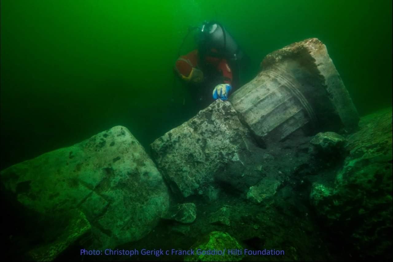Egyptian European Archaeological Mission Concludes Work In