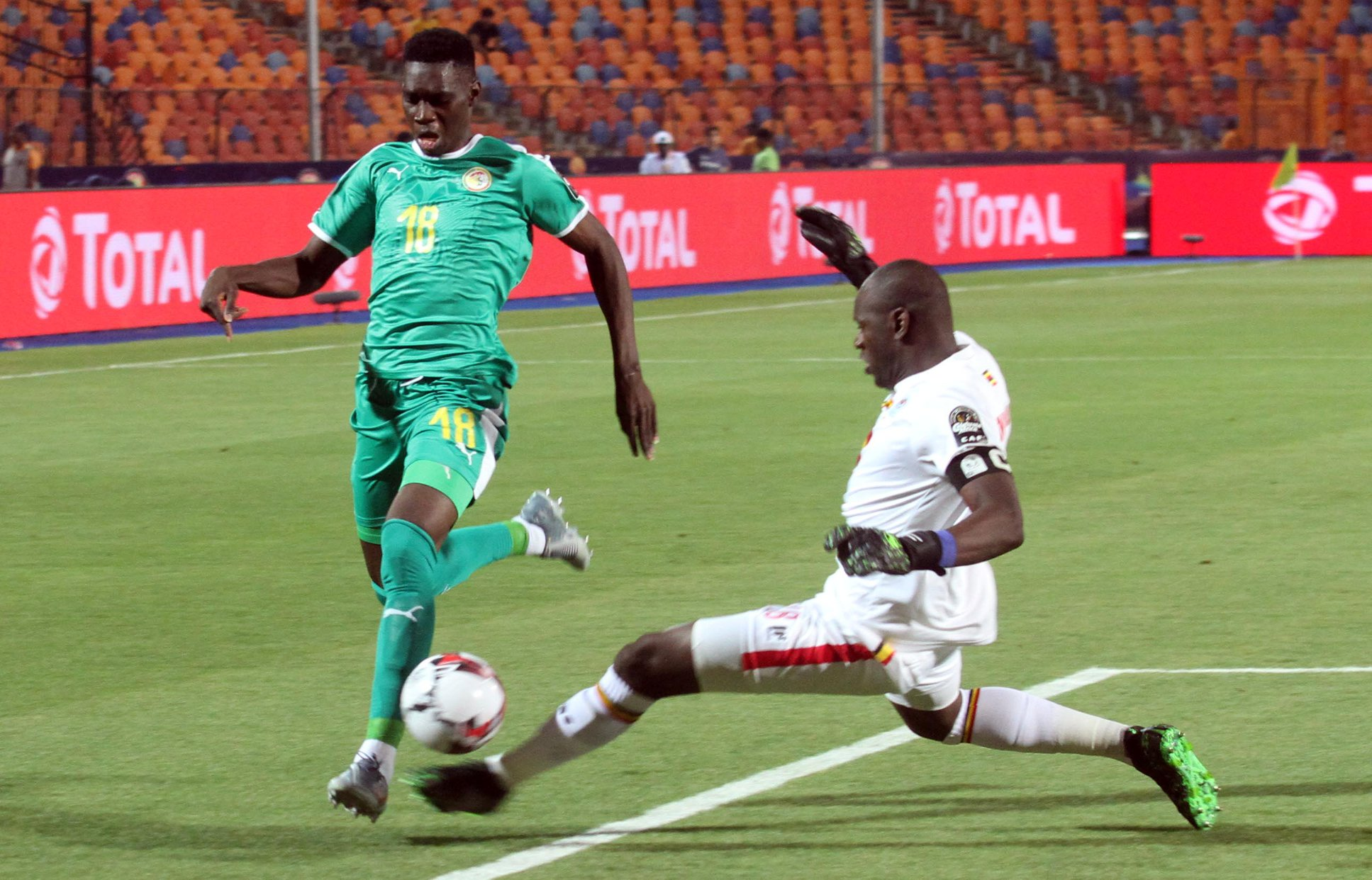 Image result for ismaila sarr afcon 2019