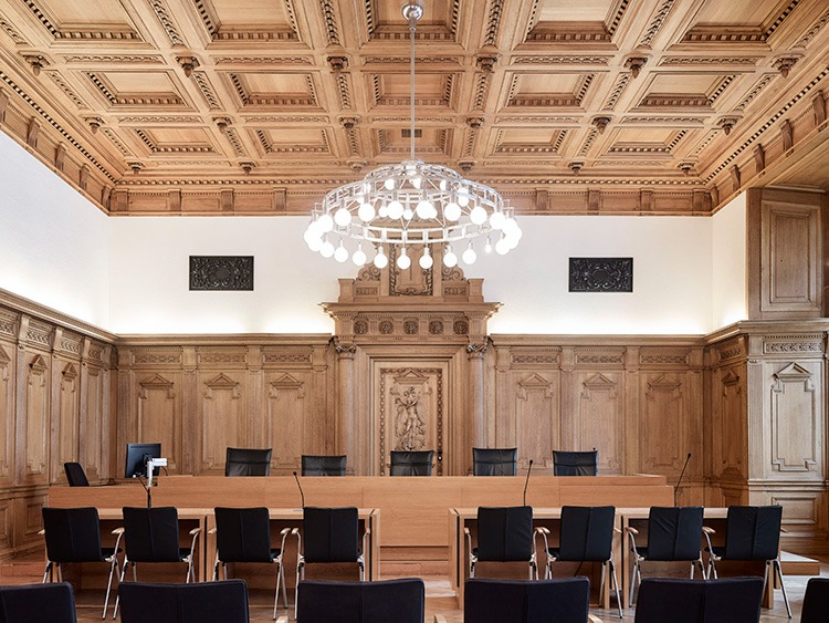 Germany's Federal Supreme Court Receives GUC Advisory Council