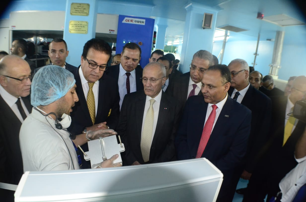1st Egyptian-Chinese Joint Laboratory for Renewable energy in Sohag