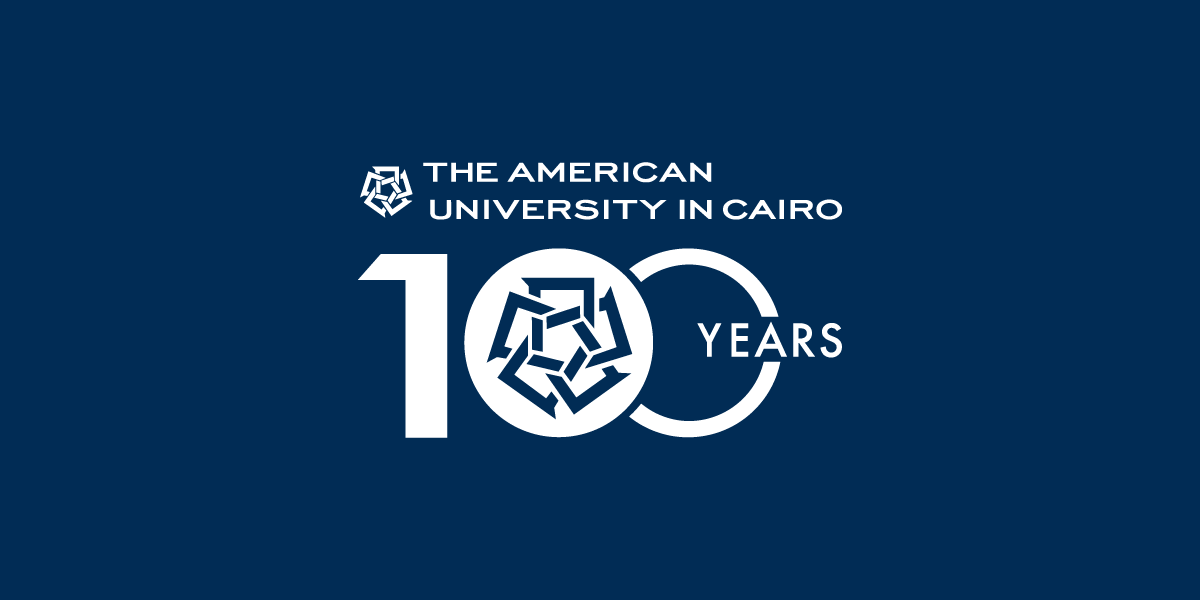 """The American University in Cairo (AUC) organized on Tuesday a round-table entitled """"A New Century - Priorities and Challenges"""", as a part of the university 100th anniversary celebration."""