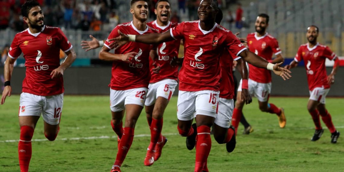Al Ahly are qualifying for the group stage the fifth consecutive season