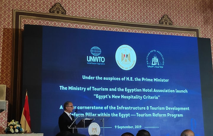 Chairman of The Egyptian Hotel Association