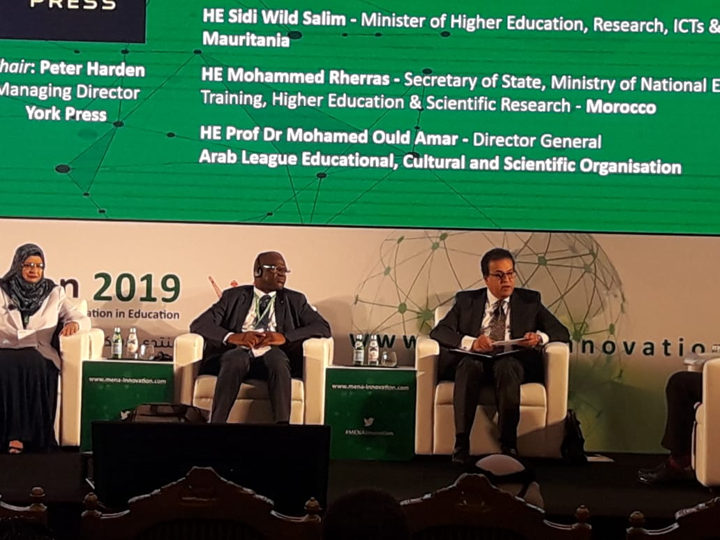 Egypt S Universities To Become Smart Institutions In 2 Years