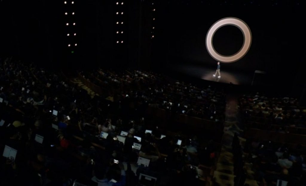 Apple annual event