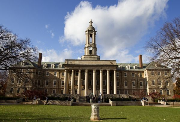 Noteworthy, Pennsylvania University is one of the largest universities in world, ranking 15th in British QS and 17th in Shanghai.  The university is internationally renowned for its faculties' reputation, notably the medical, dental, business and law faculties