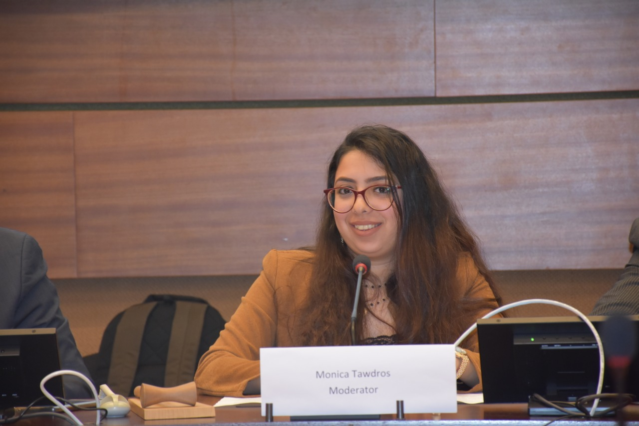UNHRC Discusses Egypt's Report on Internal Affairs