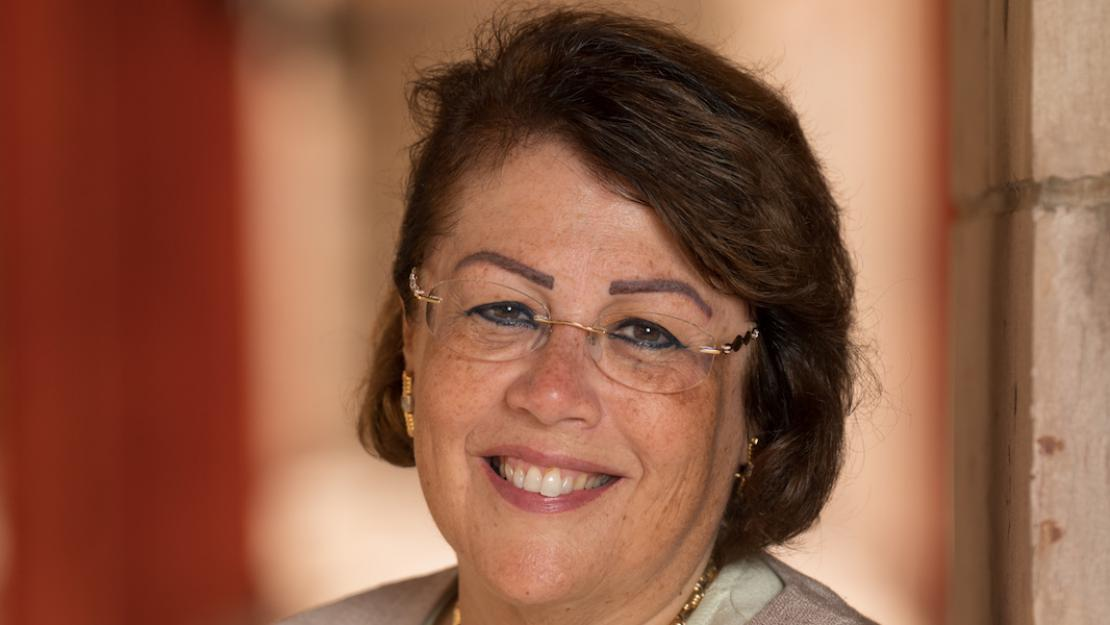Dr. Deena Boraie, Vice President for Student Life at the American University in Cairo (AUC)