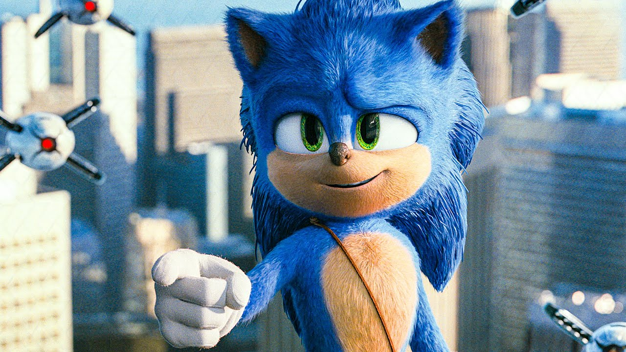 Sonic Sets Major Box Office Record for Video Game Movies