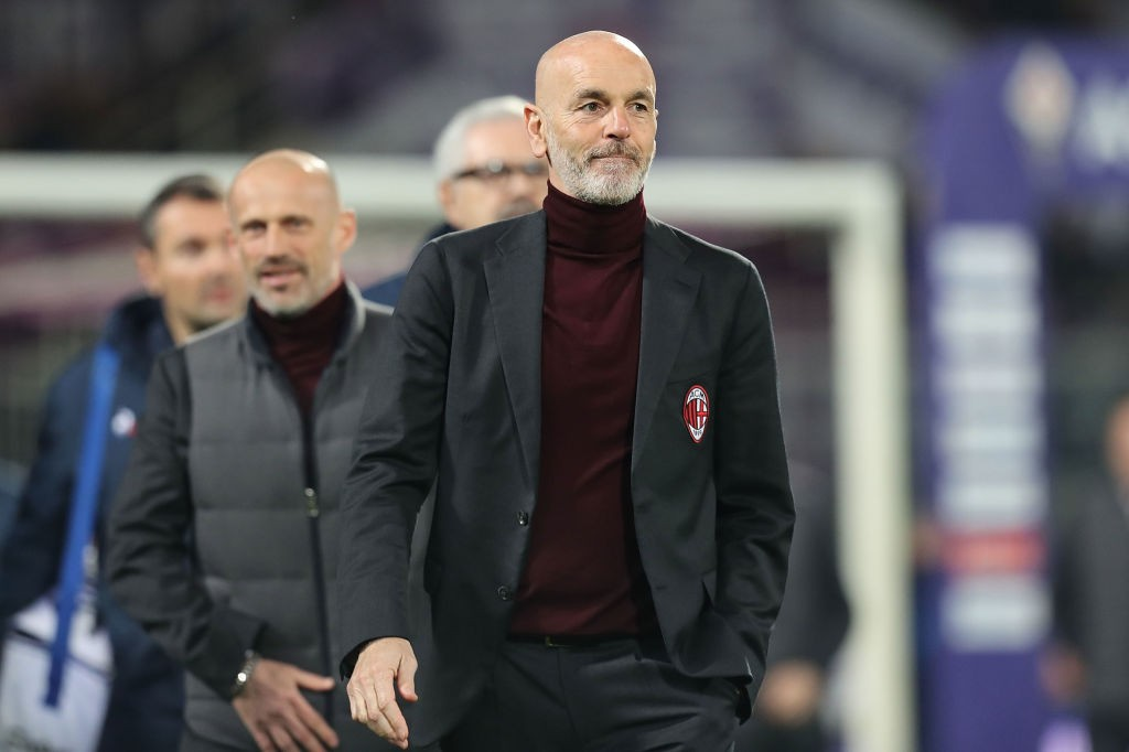 AC Milan Boss Stefano Pioli Signs New 2-Year Contract