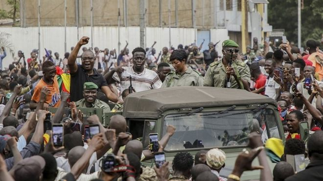 Mali coup: Opposition outrightly rejects transition deal as 'power grab' - Tatahfonewsarena