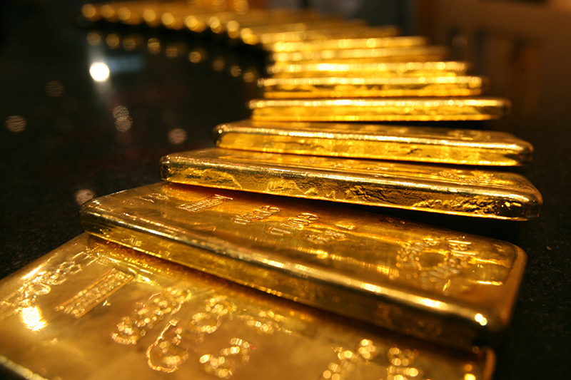 Gold Heading for Worst Weekly Performance Since March