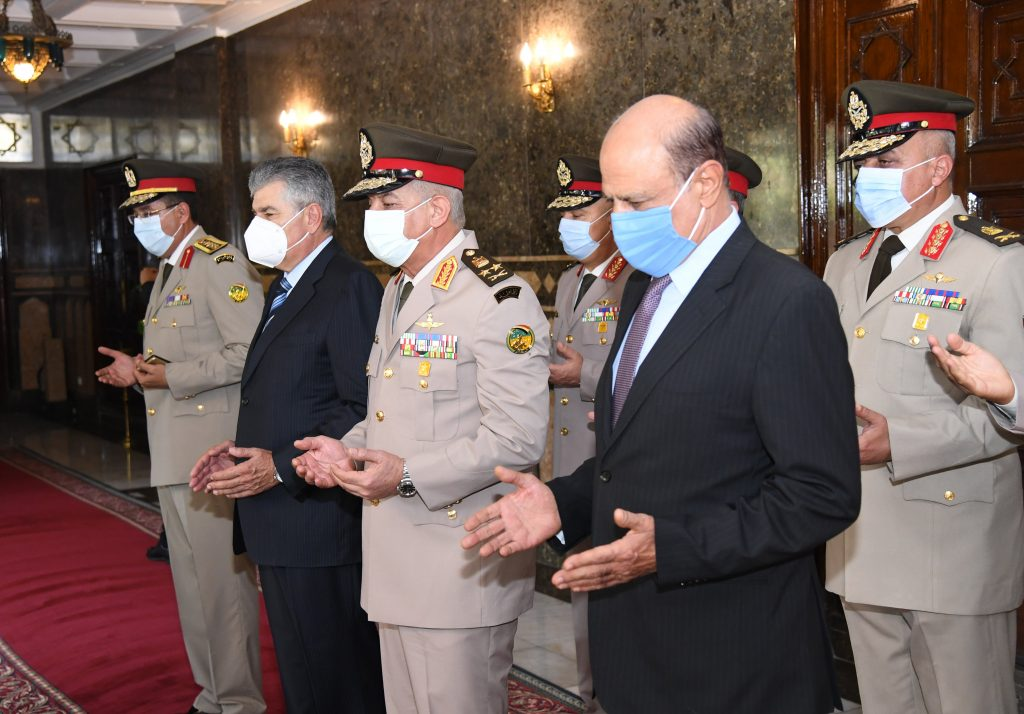 Sisi Delegates Defense Min. to Lay Wreath on Nasser's 50th Anniversary