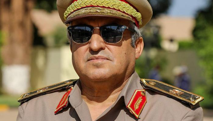 Moral Guidance in the Libyan National Army (LNA), Major General Khaled Al-Mahjoub Libya
