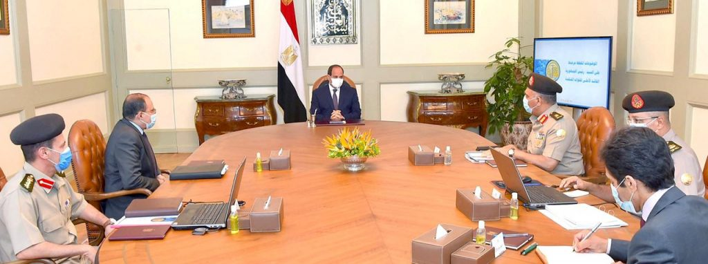 Sisi: New Traffic Axis to be Named After Japan's Shinzo Abe