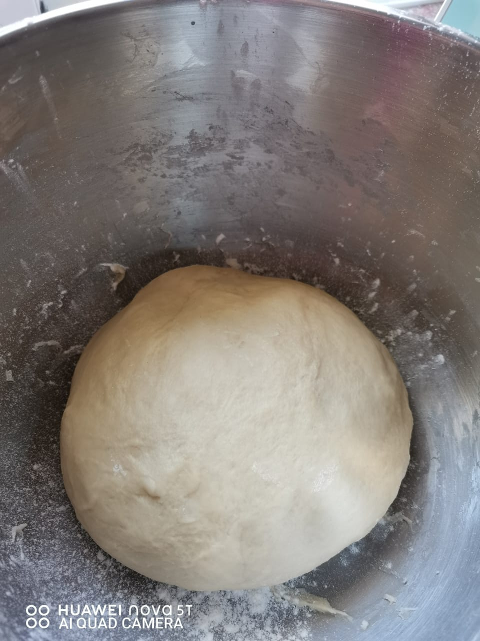 Let dough to double