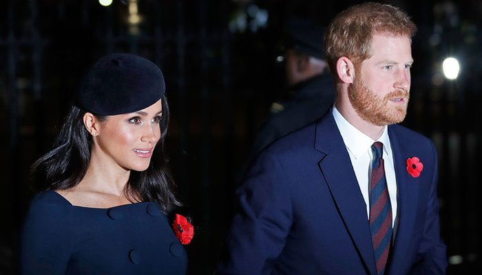 Prince Harry and Meghan Markle's insult to Queen, 1st Christmas Card