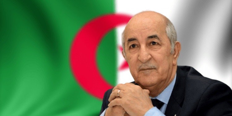 Algerian President Flies Back to Germany over COVID-19 Complications