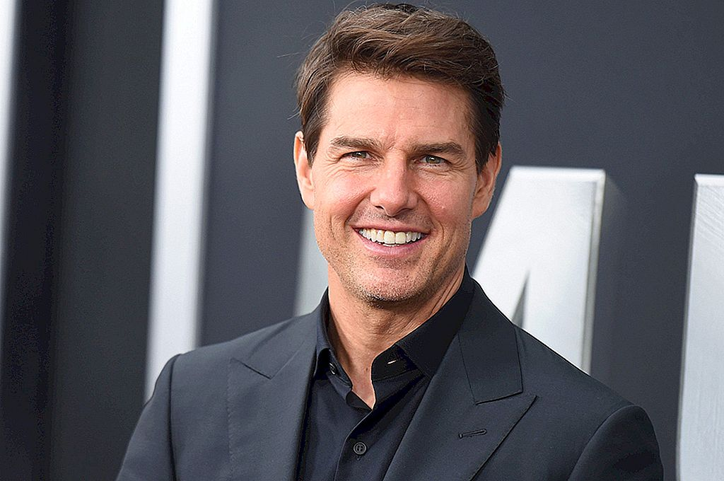 Tom Cruise: Richest Actors In The World