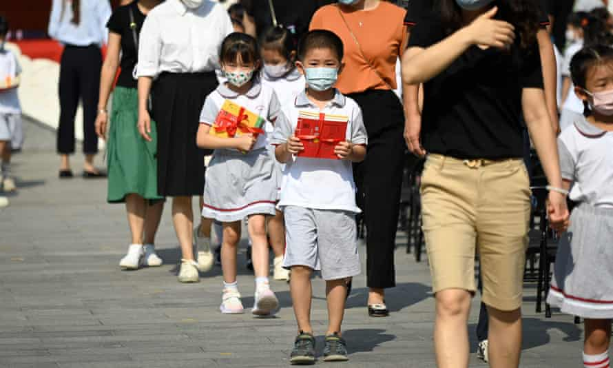 New School Year in China