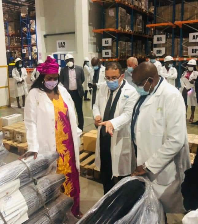 Egypt Sends Medical Aid To Zambia