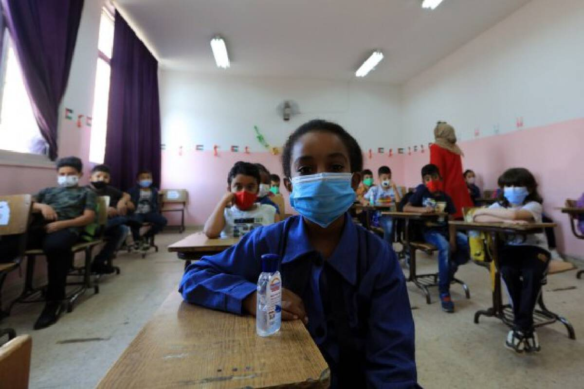 Jordan resumes in-class education as COVID-19 restrictions lifted