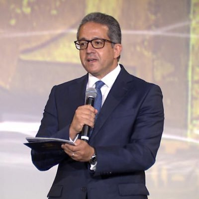Dr. Khaled El-Anany, Minister of Tourism and Antiquities